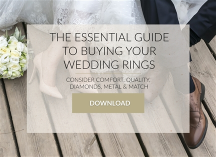 The Guide To Buying Your Wedding Rings