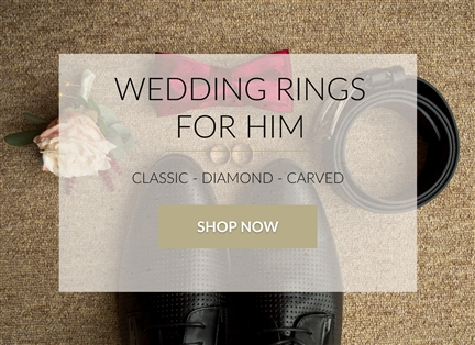 Wedding Rings For Him