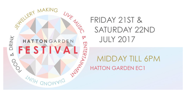 Image for Hatton Garden Festival