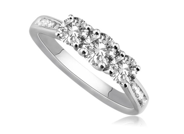 Image for Win This Stunning Diamond Ring in Our Competition
