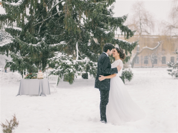 Image for Tips for Planning the Perfect Winter Wedding