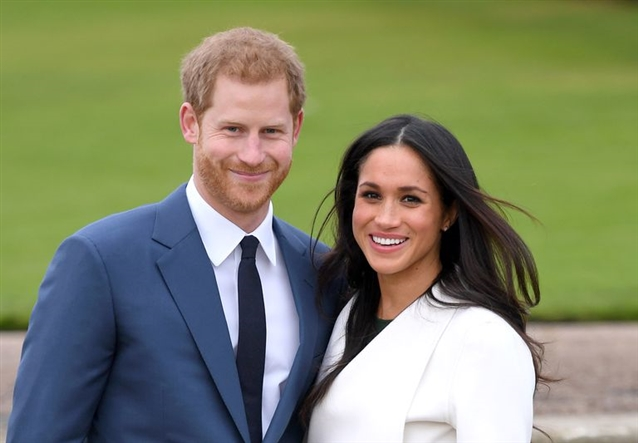 Image for 5 Royal Wedding Predictions for Meghan Markle and Prince Harry's Wedding