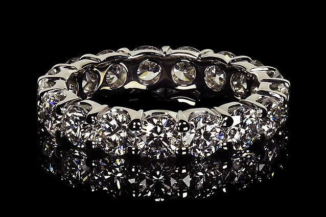 Image for What Does your Eternity Ring Say About You?