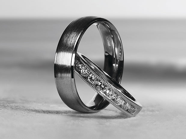 Image for His and Hers Wedding Rings - Top Wedding Band Sets