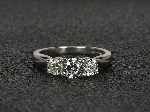 Image for Three Stone Engagement Rings: What Are They? And Why They Are The Perfect Choice For You