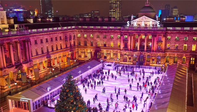 Image for Where To Propose In London This Christmas