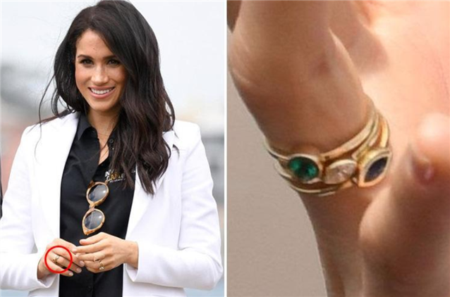 Image for Meghan Markle Jewellery Style Guide