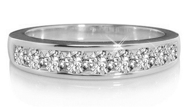 Image for Spotlight on… Eternity Rings
