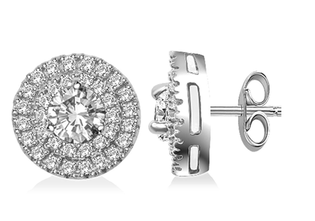 Image for Spotlight On… Diamond Earrings
