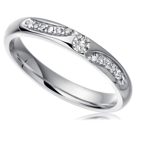 Image for 5 Things to Consider When Buying a Wedding Ring