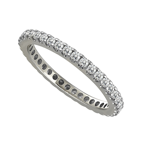 Image for What is the Meaning of Eternity Rings?