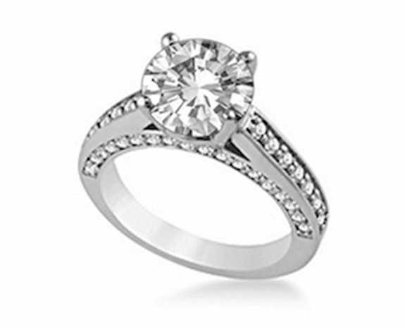 Image for How To Care For Your Diamond Engagement Ring