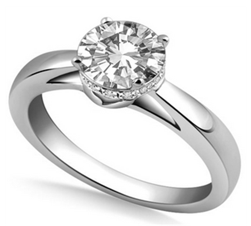 Image for 7 Reasons to Consider a Solitaire Engagement Ring
