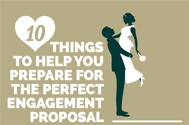 Image for Stuck On Your Engagement Proposal? Our Guide Can Help.