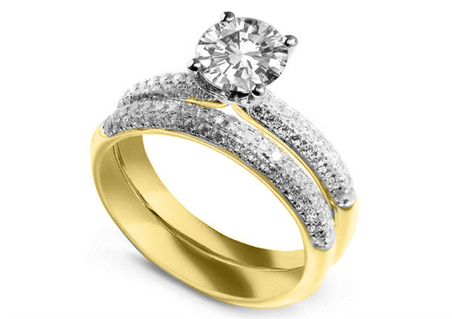 Image for Why choose a Bridal Set Ring?