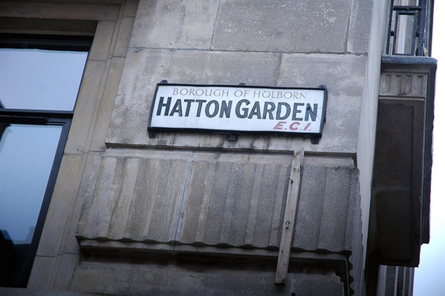Image for Hatton Garden London - The Heart of Diamond Jewellery