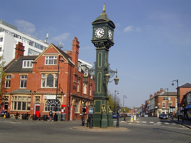 Image for Birmingham Jewellery Quarter: The History