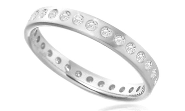 Image for 3 of the Best Eternity Rings