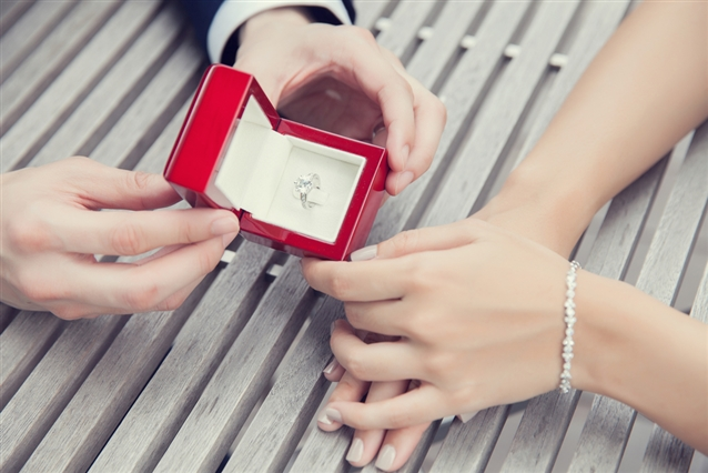 Image for Our Top 3 Celebrity Engagement Rings