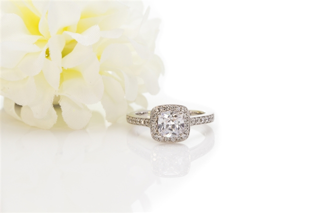 Image for Why Buy a Halo Engagement Ring?
