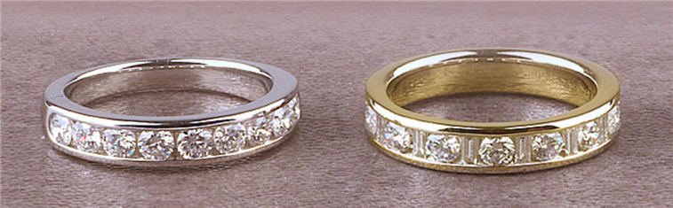 Which Finger Do You Wear An Eternity Ring On Diamond Heaven