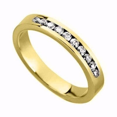 Diamond Half Eternity/Wedding Ring DHWG21R05025 Image