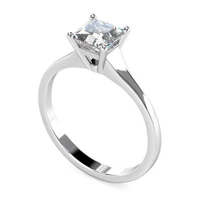 Princess Diamond Engagement Ring DHDOMCX21SG44 Image
