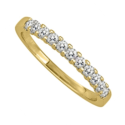 2mm Elegant Round Diamond Eternity Ring DHJXM8024HETPRND Image
