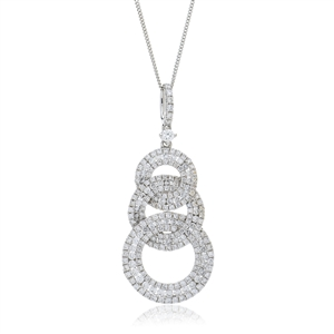 Buy Diamond Pendants Online