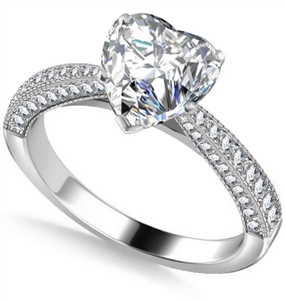 Buy Vintage Diamond Engagement Rings Online