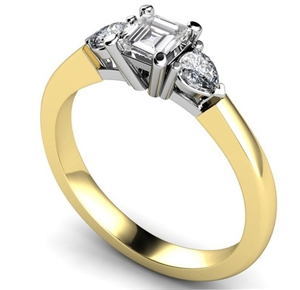 Buy Trilogy Diamond Rings Online