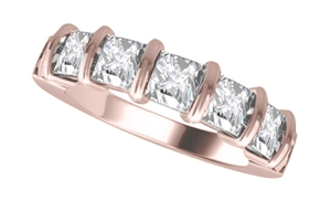 Buy 7 Stone Diamond Rings Online