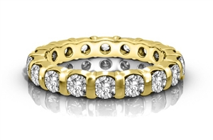 Image for Classic Round Diamond Full Eternity Ring