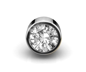 Buy Platinum Mens Diamond Studs