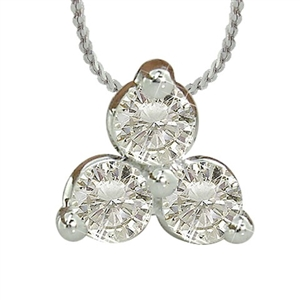 9ct white gold trilogy diamond pendants diamond trilogy pendant buy diamond trilogy pendants online audiocablefo