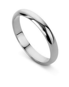 Buy D Shape Wedding Rings Online