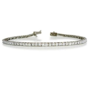 Image for 1.26CT VS/FG Round Diamond Bracelet