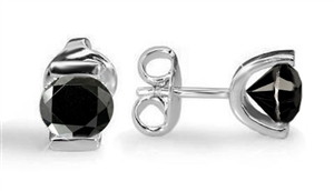 Buy Black Diamond Earrings Online
