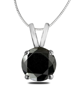 Buy Black Diamond Pendants Online