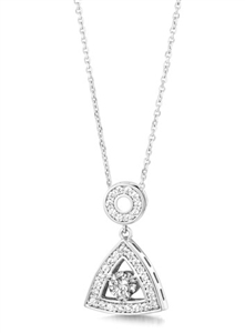 Image for Round Diamond Designer Pendant