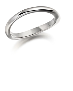 Image for Classic Shaped Wedding Ring