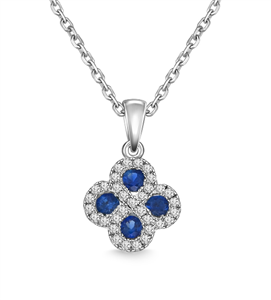 Buy Gemstone & Diamond Necklaces Online