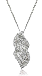 Buy Designer Diamond Pendants Online
