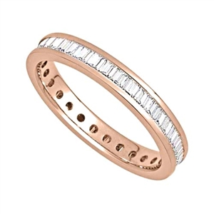 Buy Full Diamond Eternity Rings Online