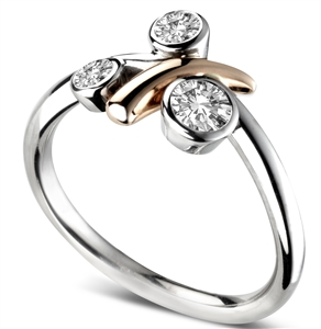 Buy Dress Diamond Rings Online
