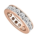 Image for 2.00ct Elegant Round Diamond Full Eternity Ring