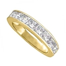 Image for 2.00ct Elegant Princess Diamond Eternity Ring