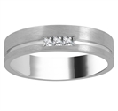Image for 5.5mm Mens Princess Diamond Ring