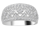 Image for 10mm Designer Dress Ring