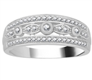 Image for 7.5mm Designer Dress Ring